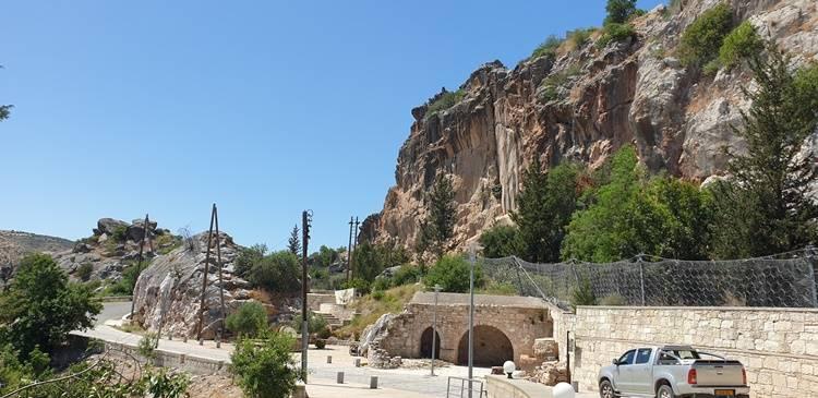 Episkopi in Paphos ein fantastischer Ort zum Wandern und Natur Genießen