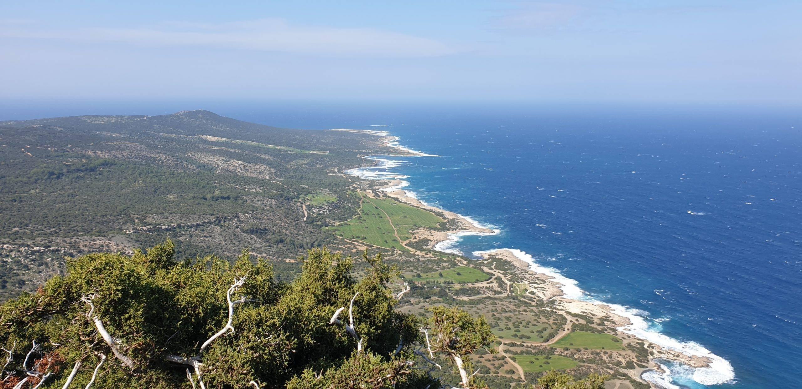 Latci auf Zypern - ein Ort für tolle lange Wanderwege