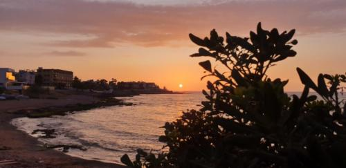 Nord Zypern Sonnenuntergang in Juni 2019