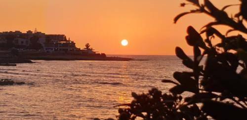 Girne Sonnenuntergang Zypern 2019. Nord Zypern