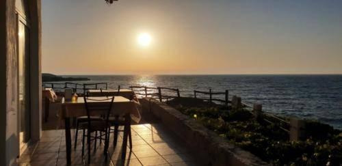 Sonnen Untergang Foto aus Nord Zypern 2019
