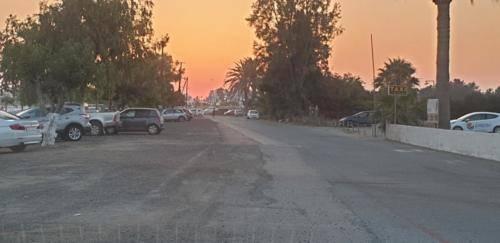 Nach dem Sonnenuntergang auf Zypern in 2019