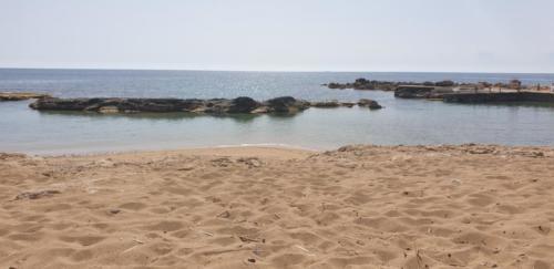 Strand in Geroskipue
