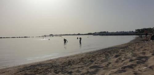 Badespaß in Paphos