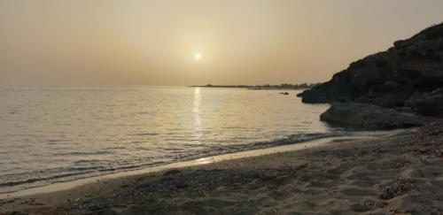 Sonnenuntergang Paphos