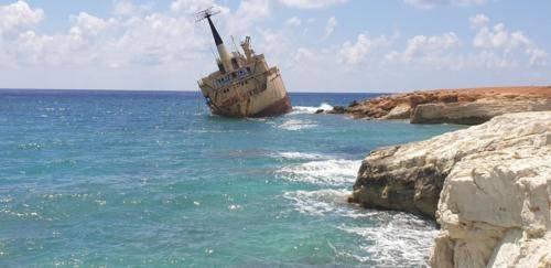 Schiff Wrack 2020