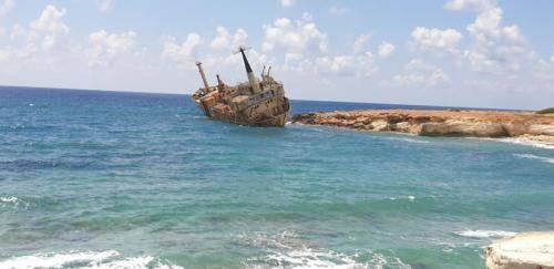 2020 Sea Caves Zypern