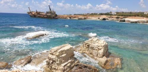 Sea Caves Paphos 2020
