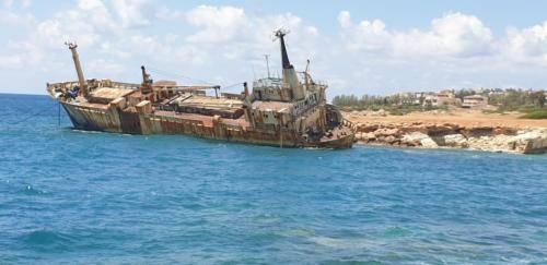 2020 Sea Caves Paphos