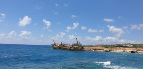 Sea Caves Schiff Bild 2020