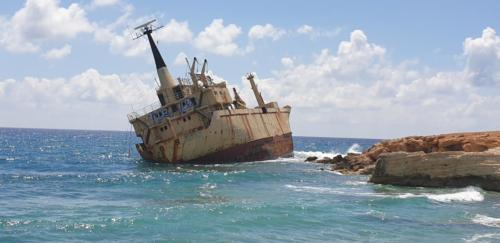 Schiff Sea Caves 2020