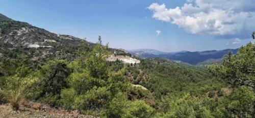 Trodos Zypern - faszinierende Berglandschaft 29