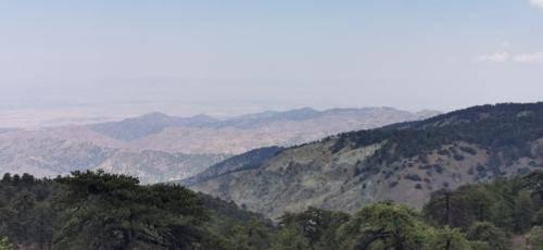 Trodos Zypern - faszinierende Berglandschaft 18