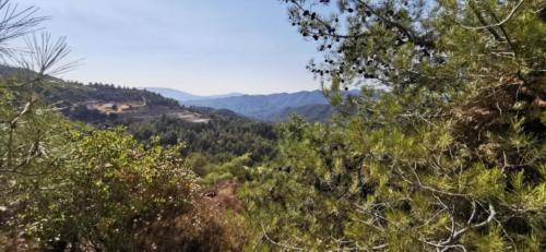 Trodos Zypern - faszinierende Berglandschaft 06