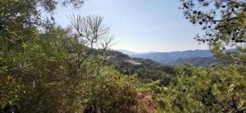 Trodos Zypern - faszinierende Berglandschaft 09