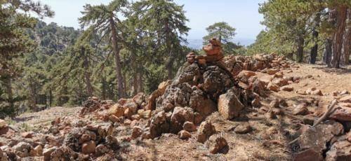Trodos Zypern - faszinierende Berglandschaft 02