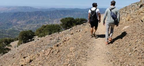 Trodos Zypern - faszinierende Berglandschaft 04