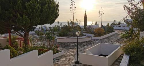 Ikaria Village Paphos - Sonnenuntergang in beste Lage