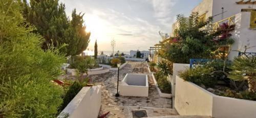 Ikaria Village Paphos - beste Lage mit Blick auf Meer