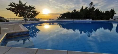 Infinity Pool, Sonnen Untergang, Sea View - Ikaria Village