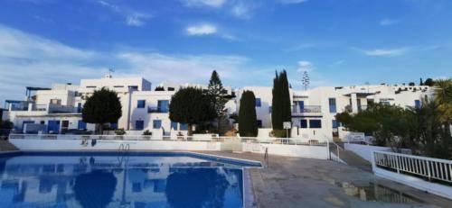 Ikaria Village - die Pool Anlage